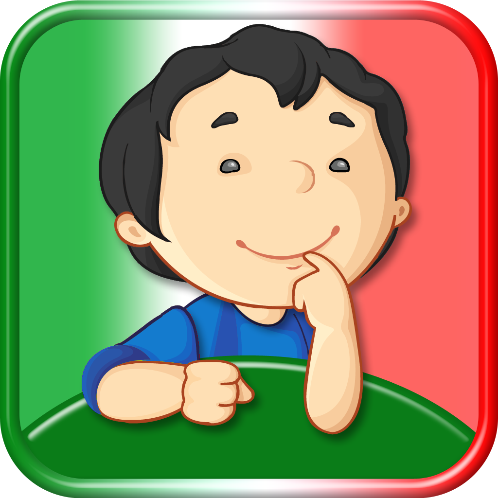 LE MIE PAROLE: Italian for kids. Learn and have fun with Kiddy Words!